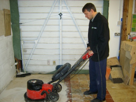 Jason Gates Floor Cleaning