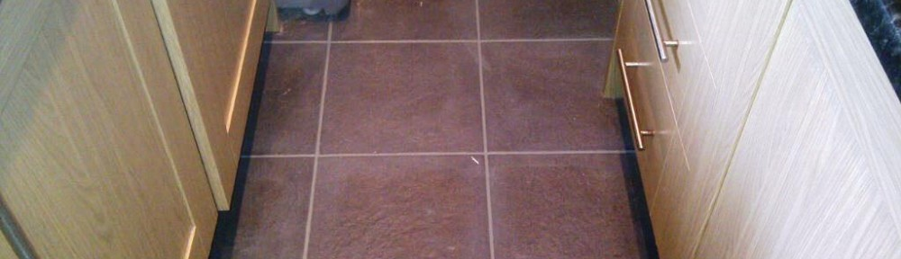 Bathroom and Kitchen Tile Refresh in Greenhithe, Kent